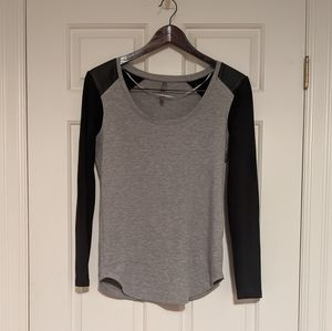 *Get it for💲2* *Thyme Grey Baseball Tee
